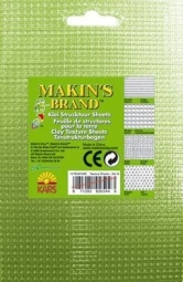 Makin's Struktuur Sheets set B