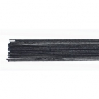 Culpitt Floral Wire Black set/50 -24 gauge-