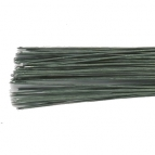 Culpitt Floral Wire Dark Green set/50 -28 gauge-