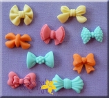 Alphabet Moulds - Bows Small by GSA
