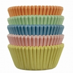 PME Mini Baking cups Pastel pk/100
