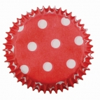 PME Mini Baking cups Polka Dots pk/100