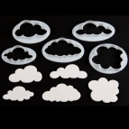 FMM Fluffy Cloud Cutters set/5