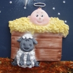Karen Davies Away in a Manger