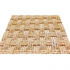 Karen Davies Siliconen Mould - Rustic Basket Weave by Alic